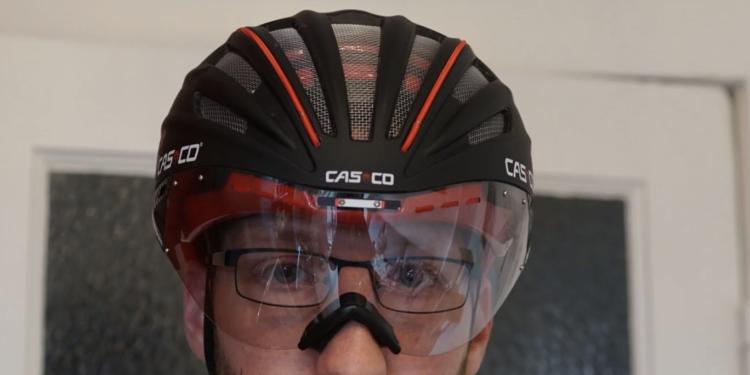 Casco SpeedAiro RS Test