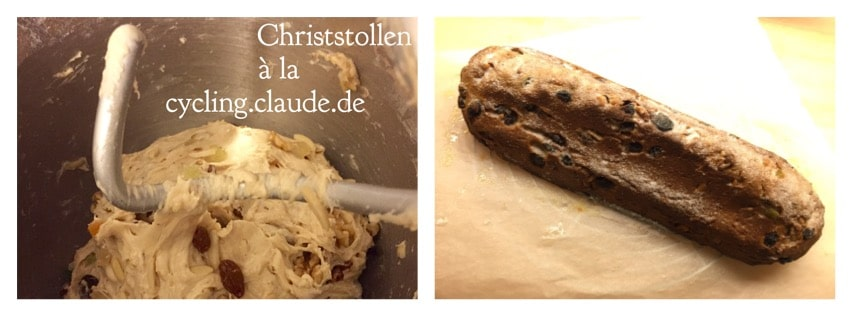Christstollen CyclingClaude