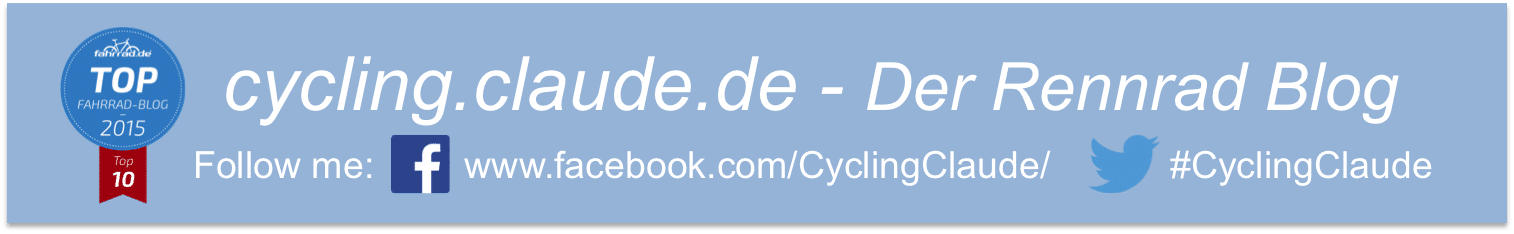 Follow #CyclingClaude