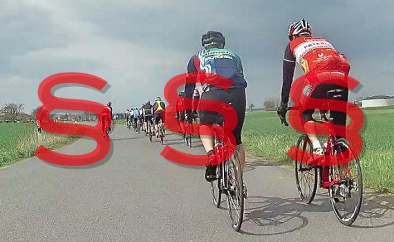 Fahrrad und Recht