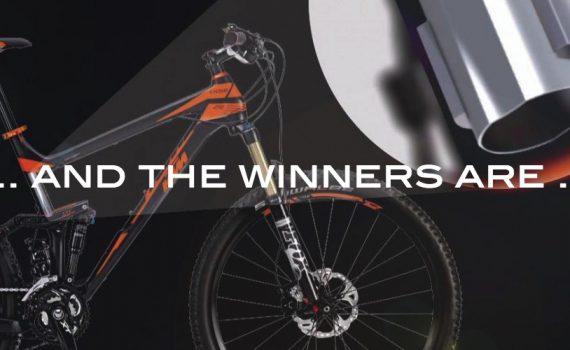 Troja Bike Gewinner