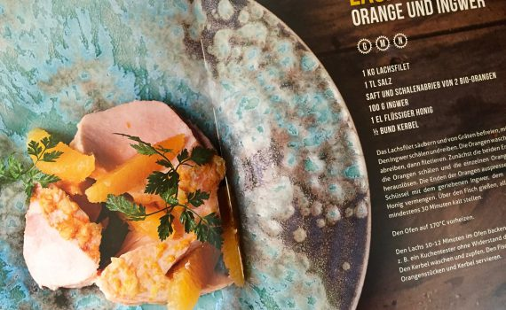 Das Grand Tour Kochbuch