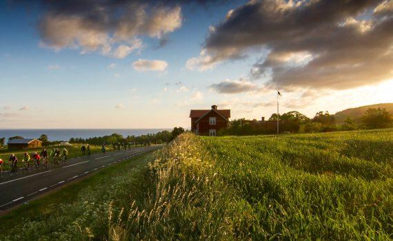 Vätternrundan, Uppgränna, Foto: Micke Fransson