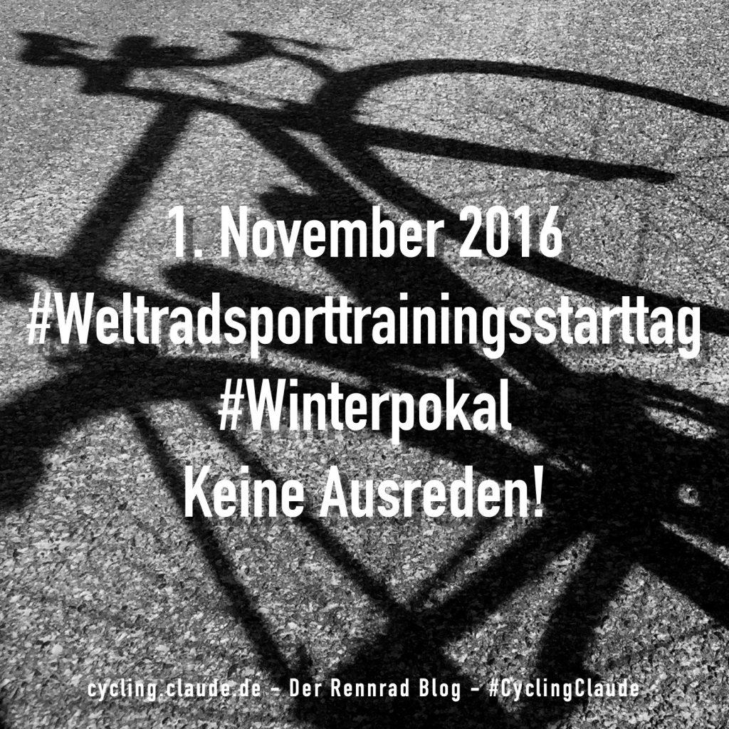 cyclingclaude weltradsportrainingsstarttag