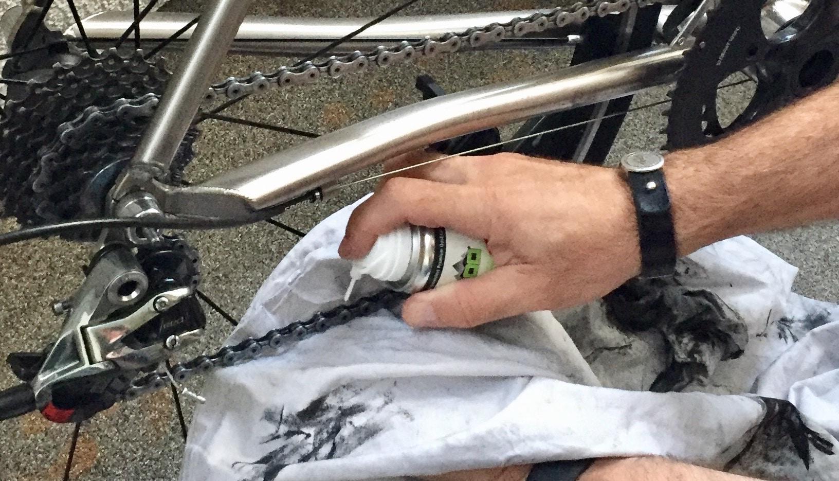 Gut Geschmiert Praxistest Kettenschmiermittel Cyclingclaude