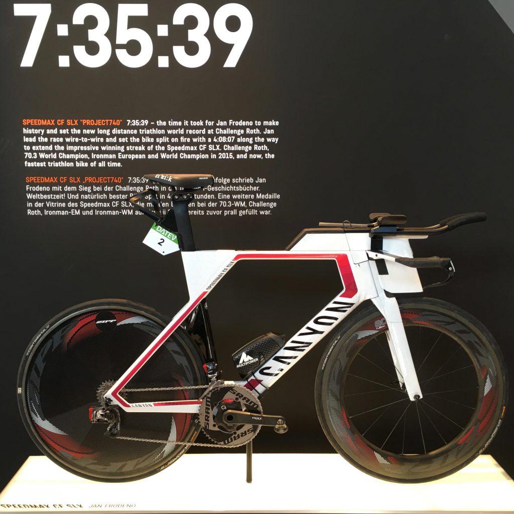 Jan Frodeno Weltrekord