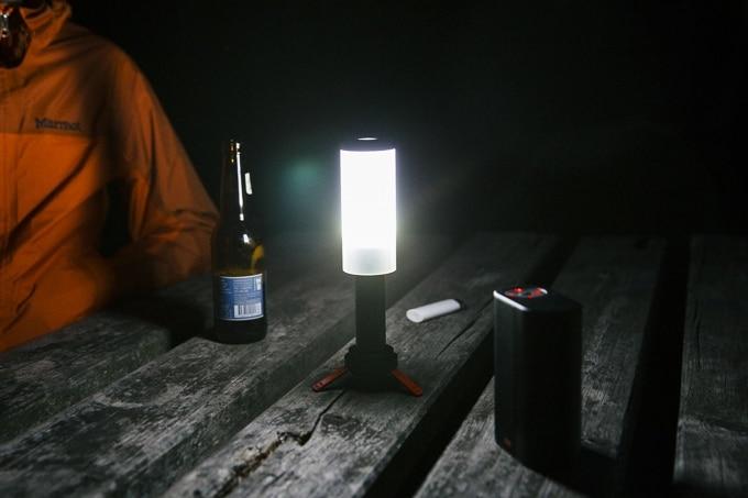 Knog PWR Camping