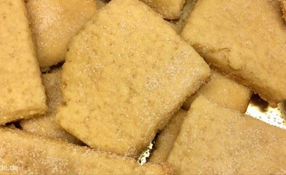 Ingwer-Shortbread