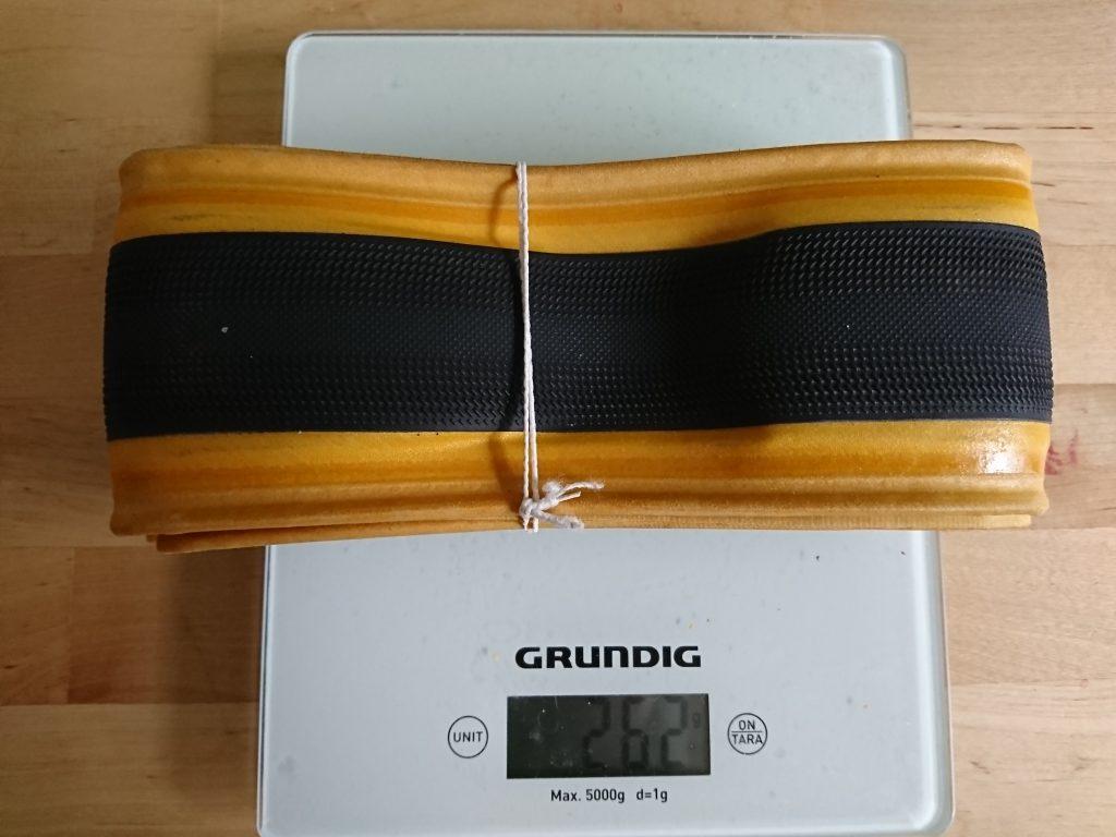 Specialized Turbo Cotton 28 Gewicht