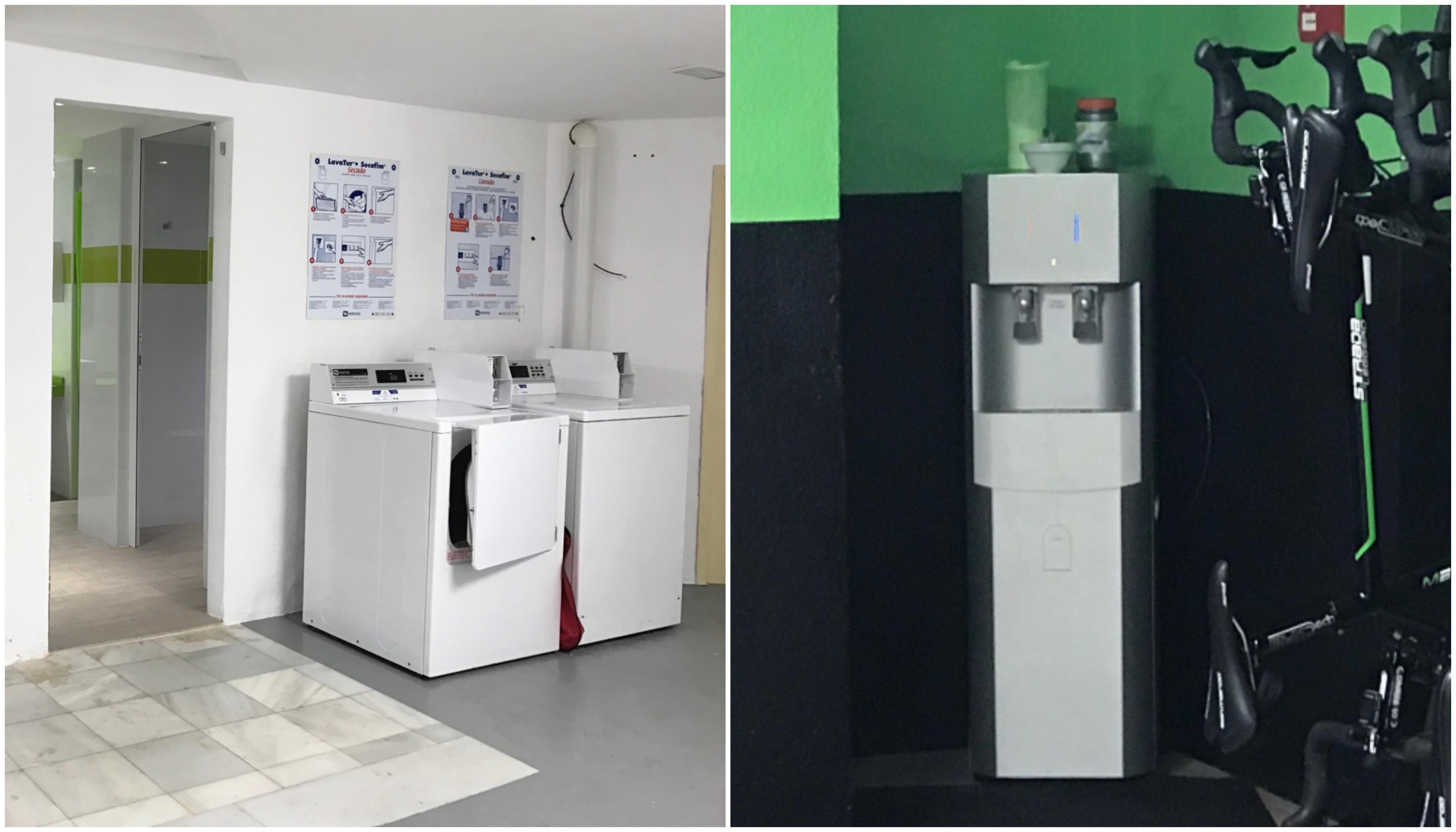 Waschmaschine Mallorca Hotel