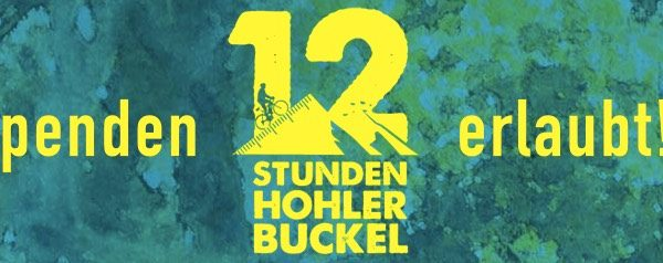 Charity: 12 Stunden Hohler Buckel