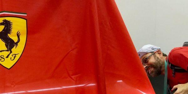 Bianchi for Scuderia Ferrari – unter den Rock geschaut