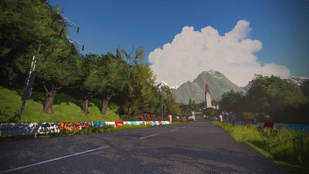 Zwift Tirol
