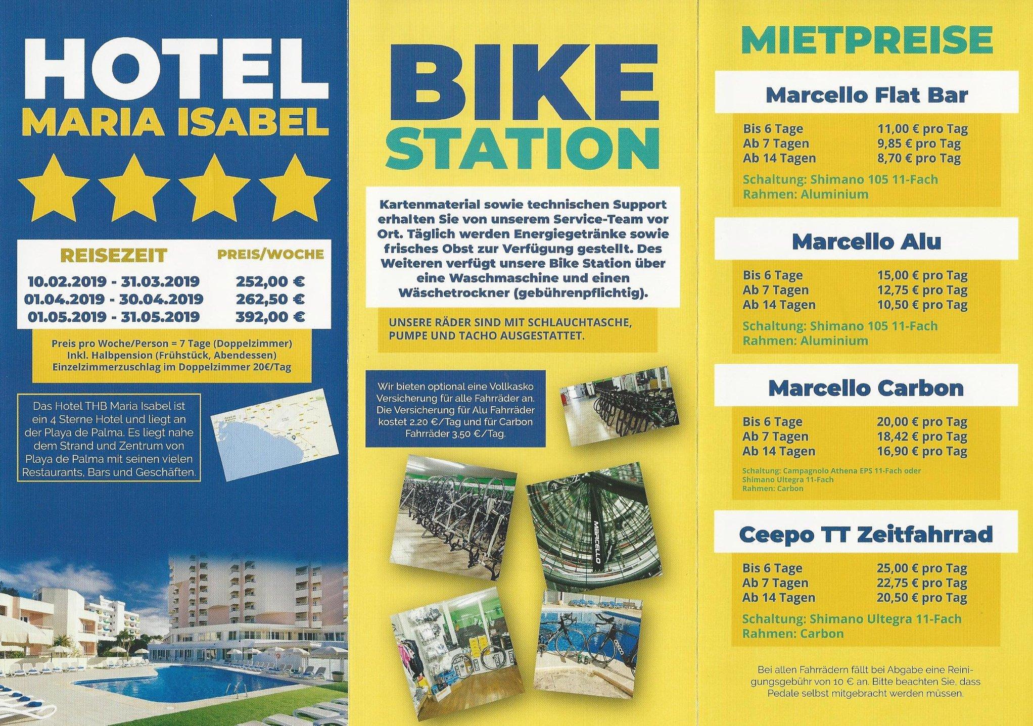 Raiko Bikestation Mallorca