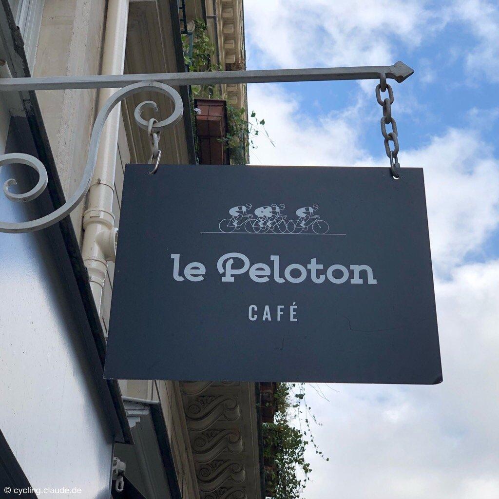 Peloton Café