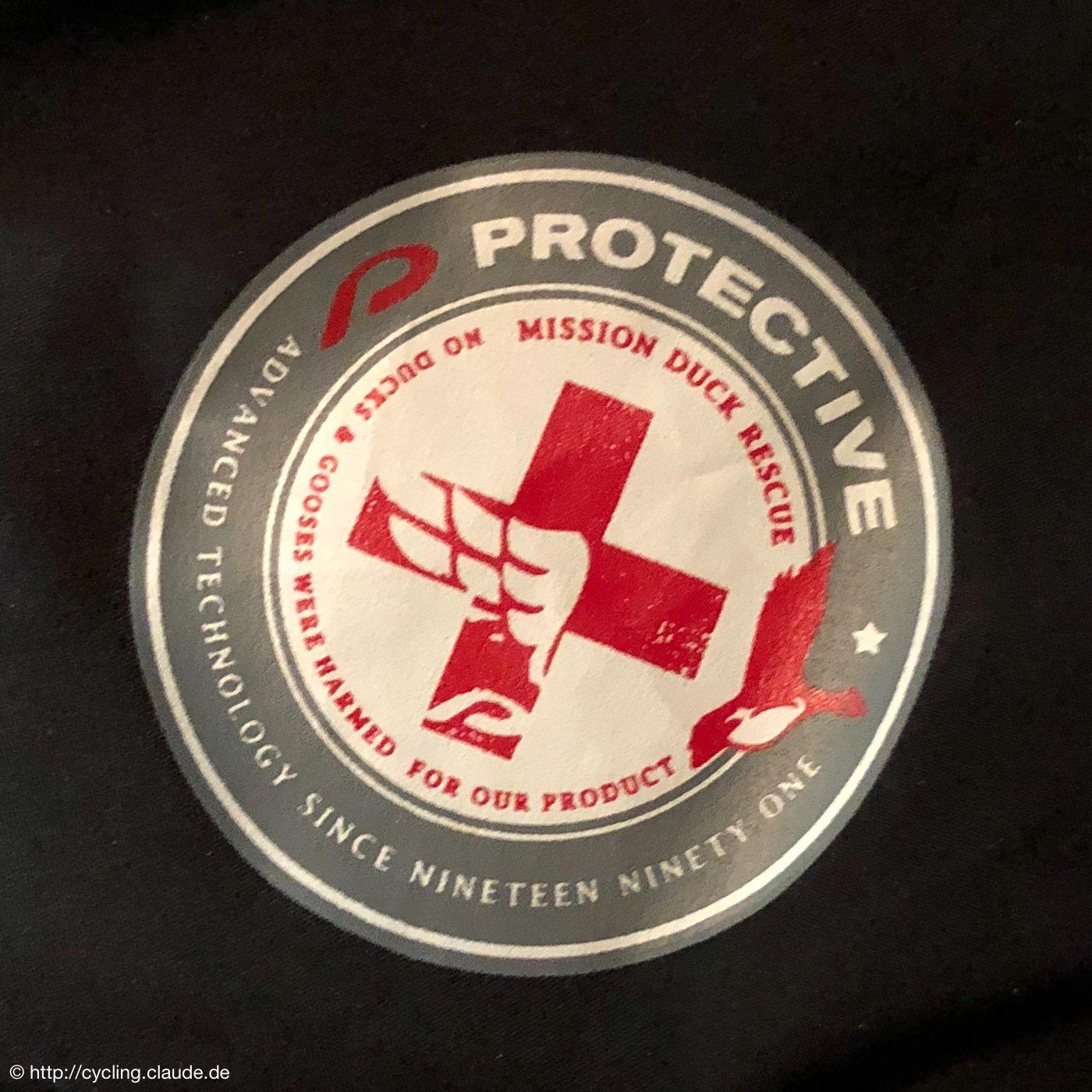 protective daunen vegan