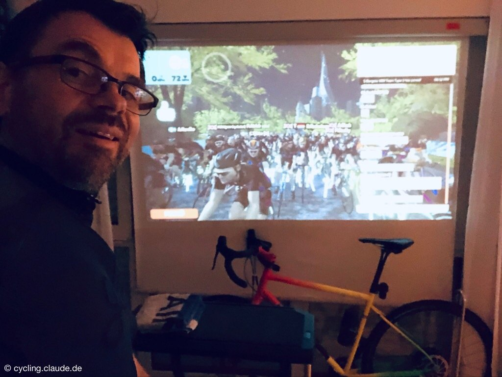 Zwift Tour of New York