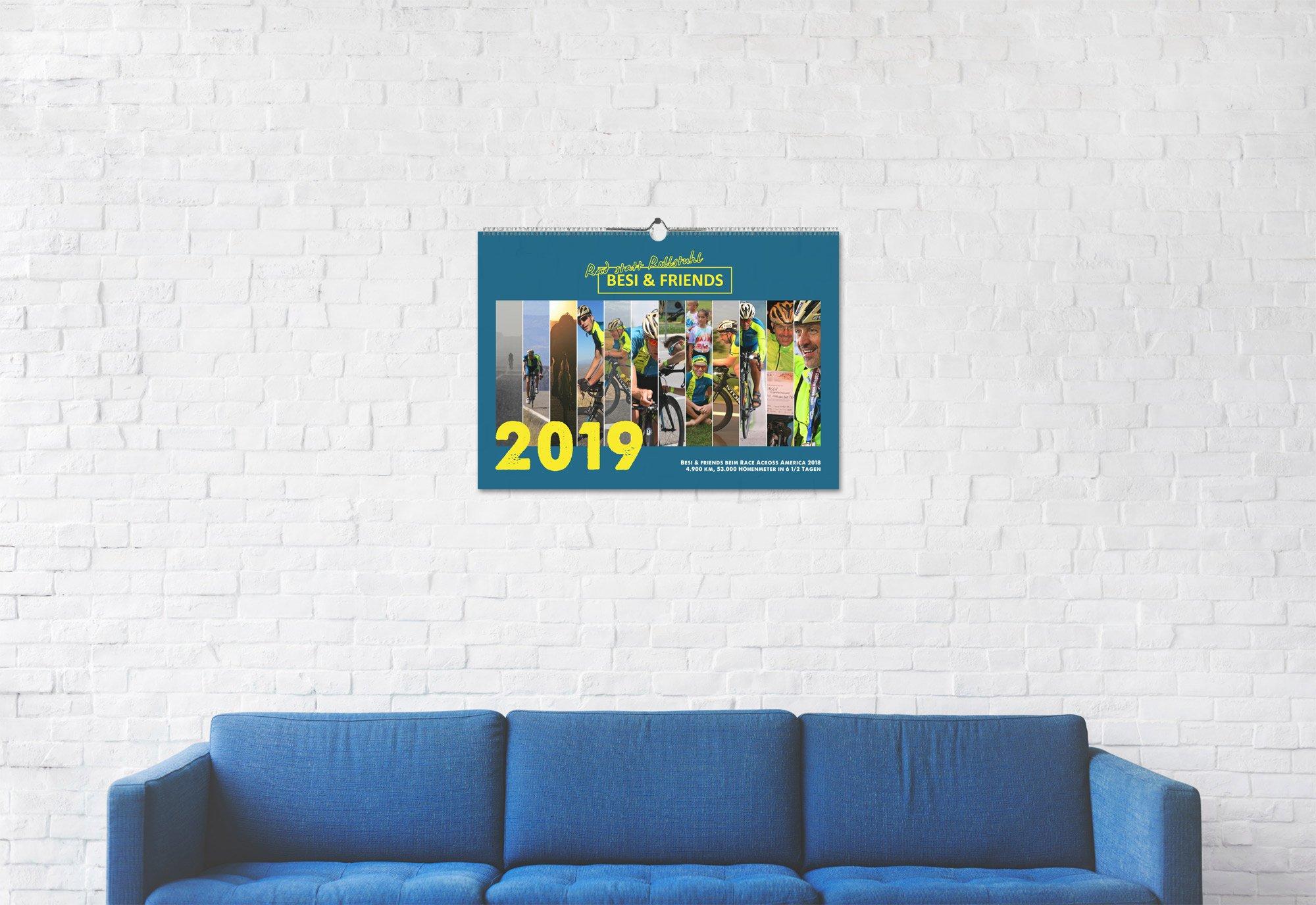 Besi&Friends Kalender 2019