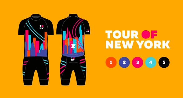 Zwift Tour of New york