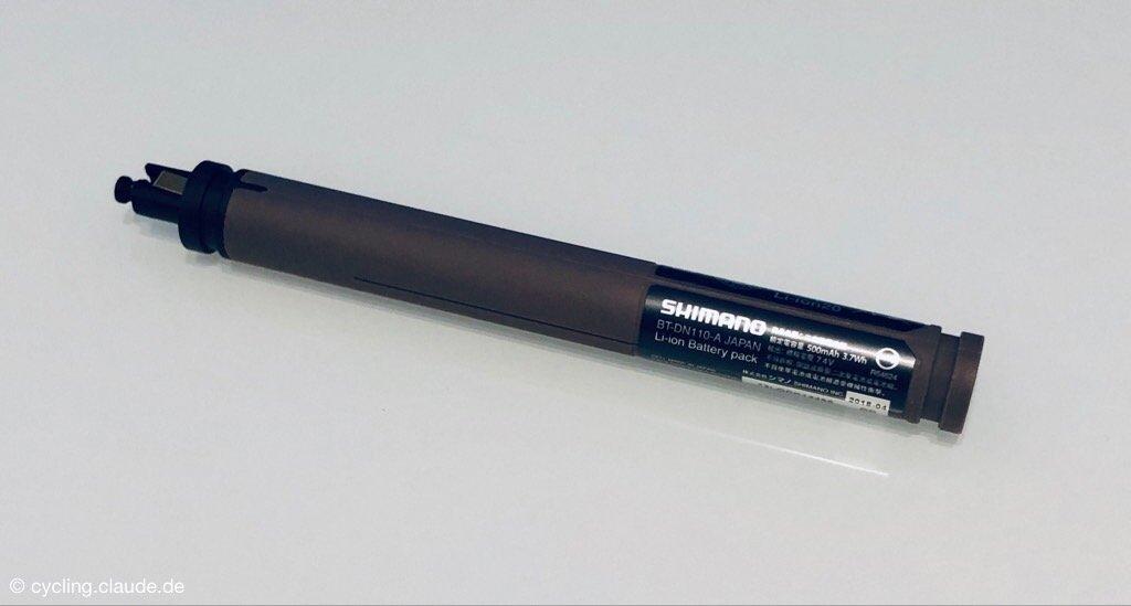 Batterie aufladbar intern rund BT-DN110A1
