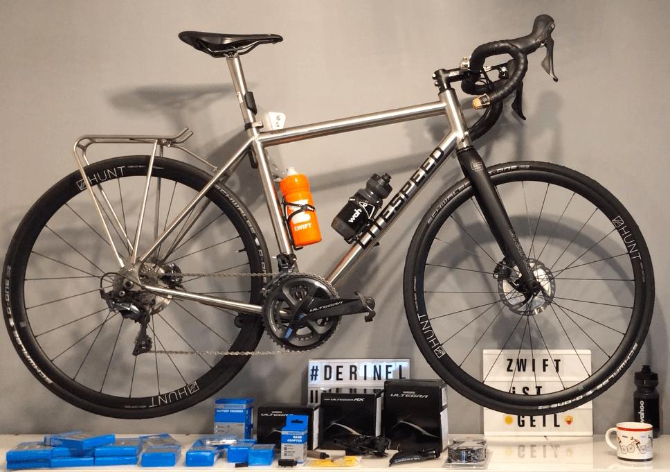 Di2 Upgrade Shimano Ultegra R8000