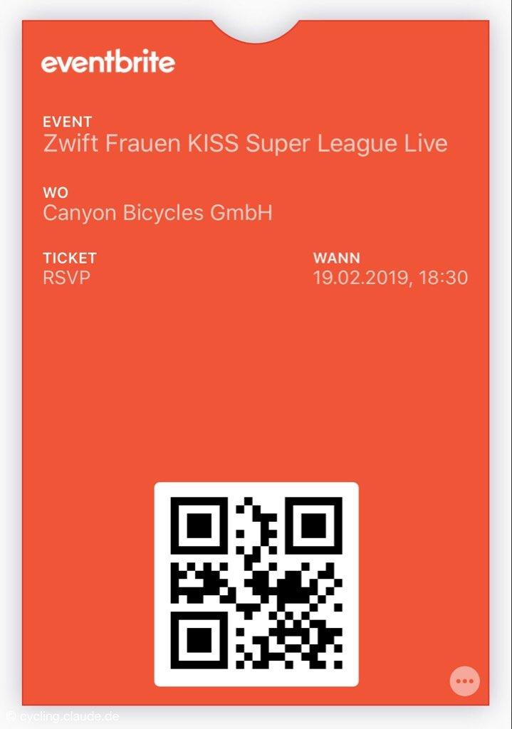 Kiss Super League Canyon SRAM