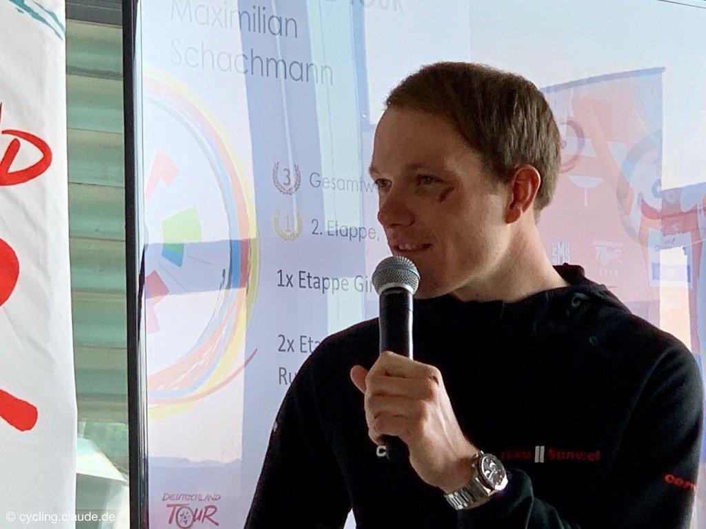 Nikias Arndt Sunweb deutschland tour