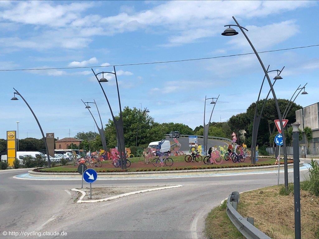 CyclingOlli beim Nove Colli