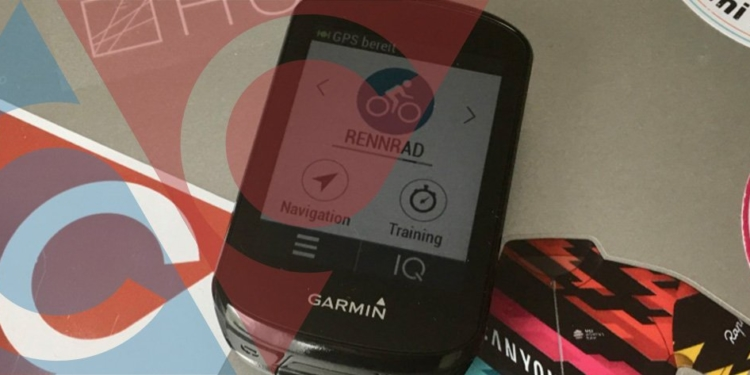 Garmin Edge 830 Test
