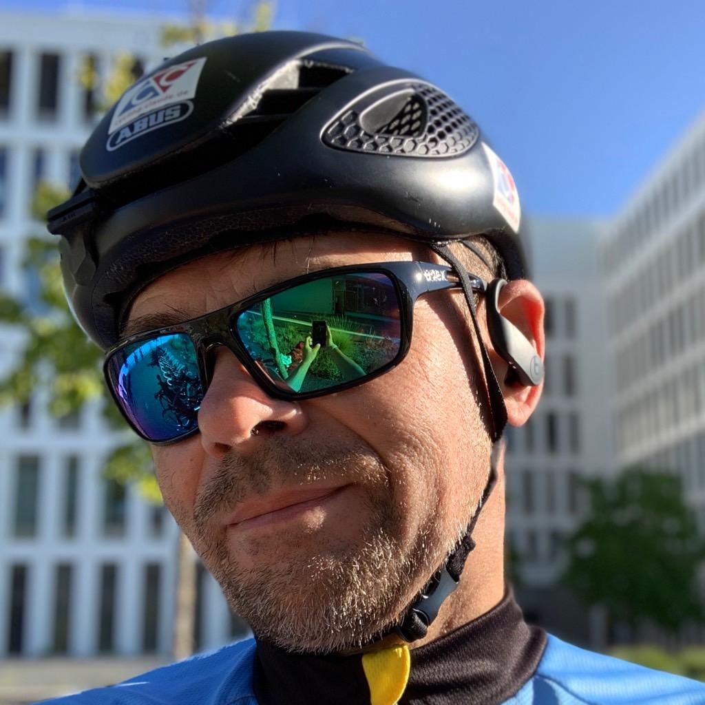 Beats Powerbeats Pro Fahrrad Rennrad