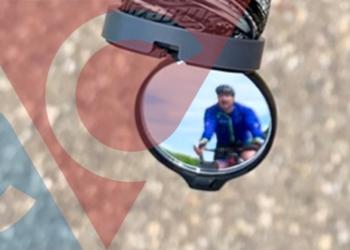 The Beam Corky Rennrad Rückspiegel