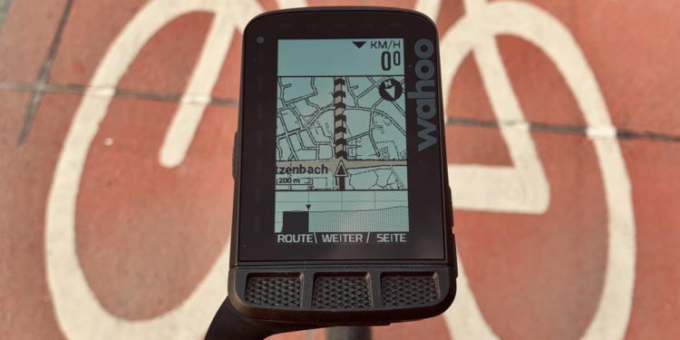 Wahoo ELEMNT ROAM Tipps Tricks Test CyclingClaude