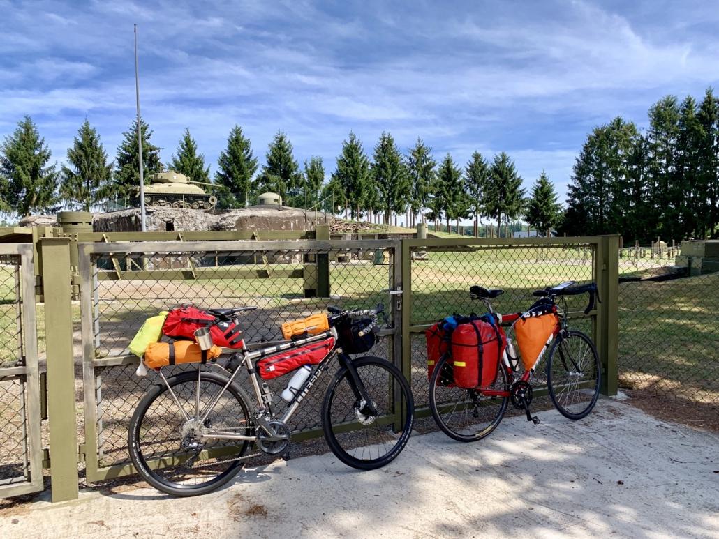 Sauf Cyclistes Bikepacking