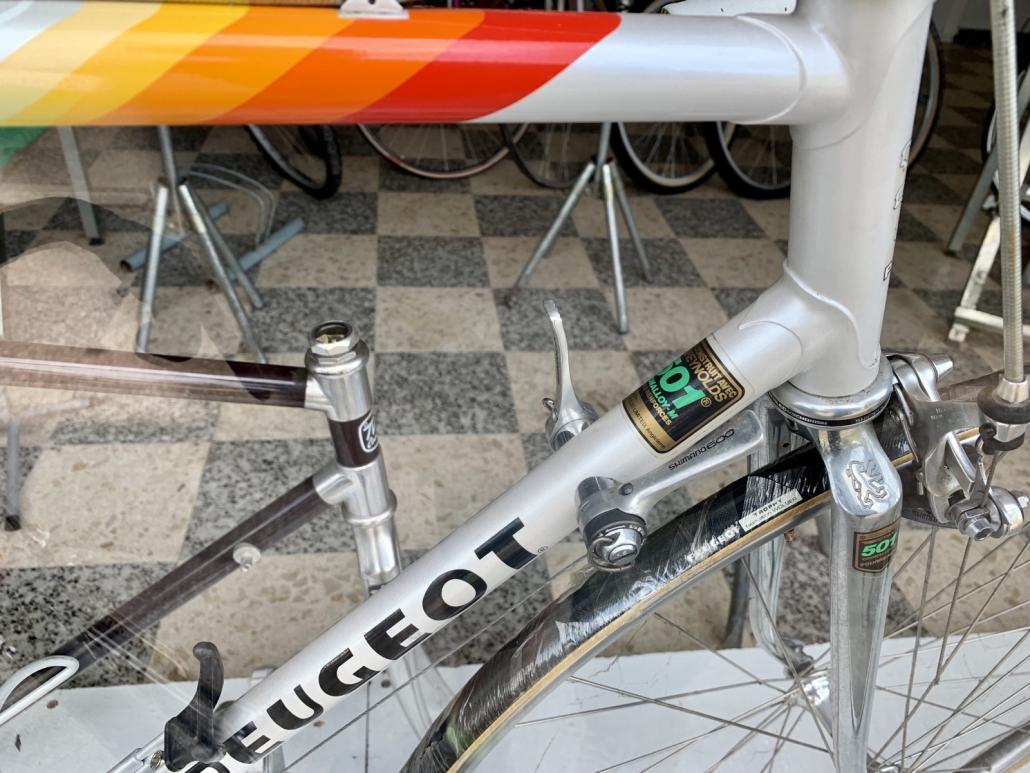 Peugeot Galibier NOS Shimano 600