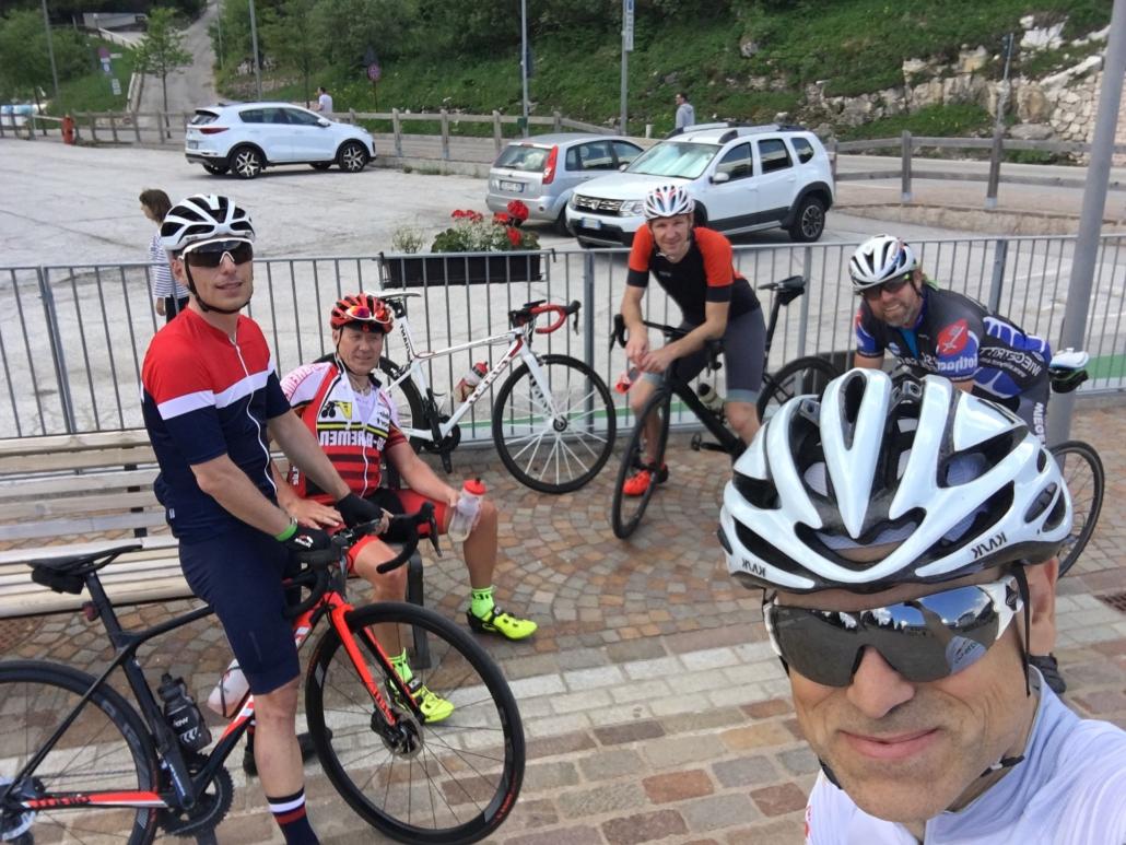 Peloton Groupé Monte Bondone