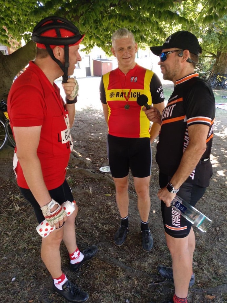 CyclingClaude Eroica