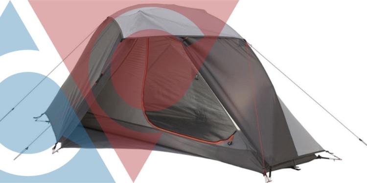 Forclaz Trek 900 Zelt ultraleicht