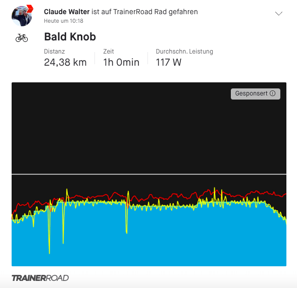 TrainerRoad CyclingClaude