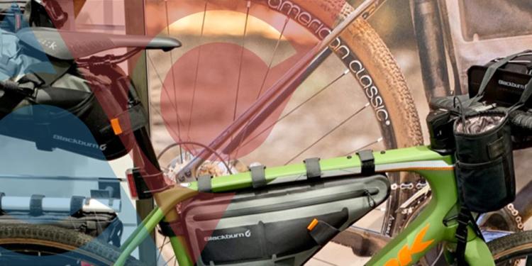 Bikepacking-Taschen