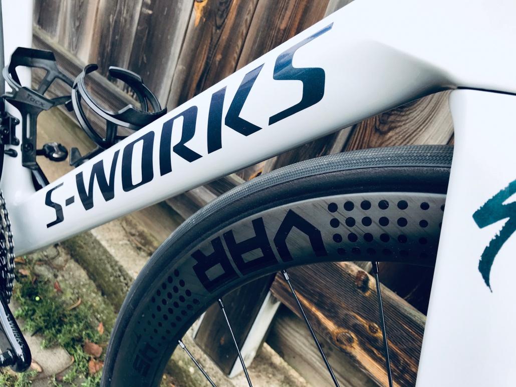 S-Works Venge mit Venn 45 TCD
