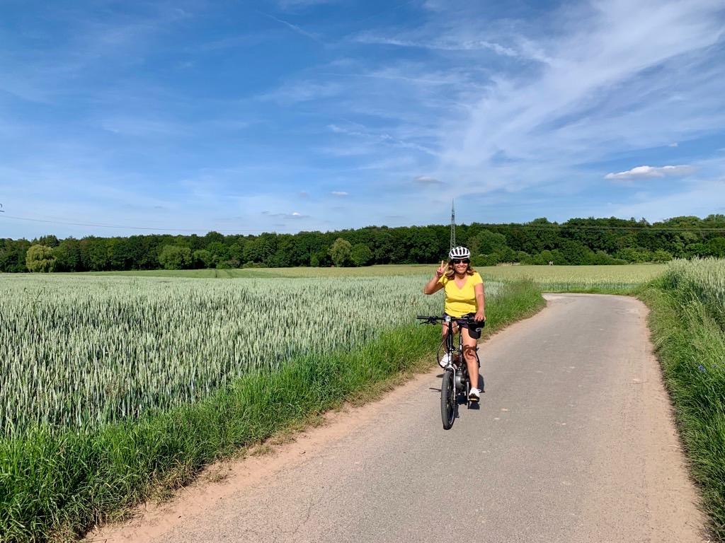 Tern Vektron Test CyclingClaude