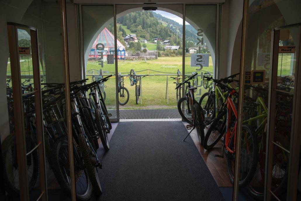 Bikeverleih Flowtrail