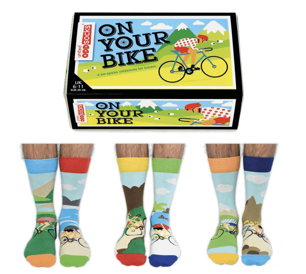 Socken Rennrad Design