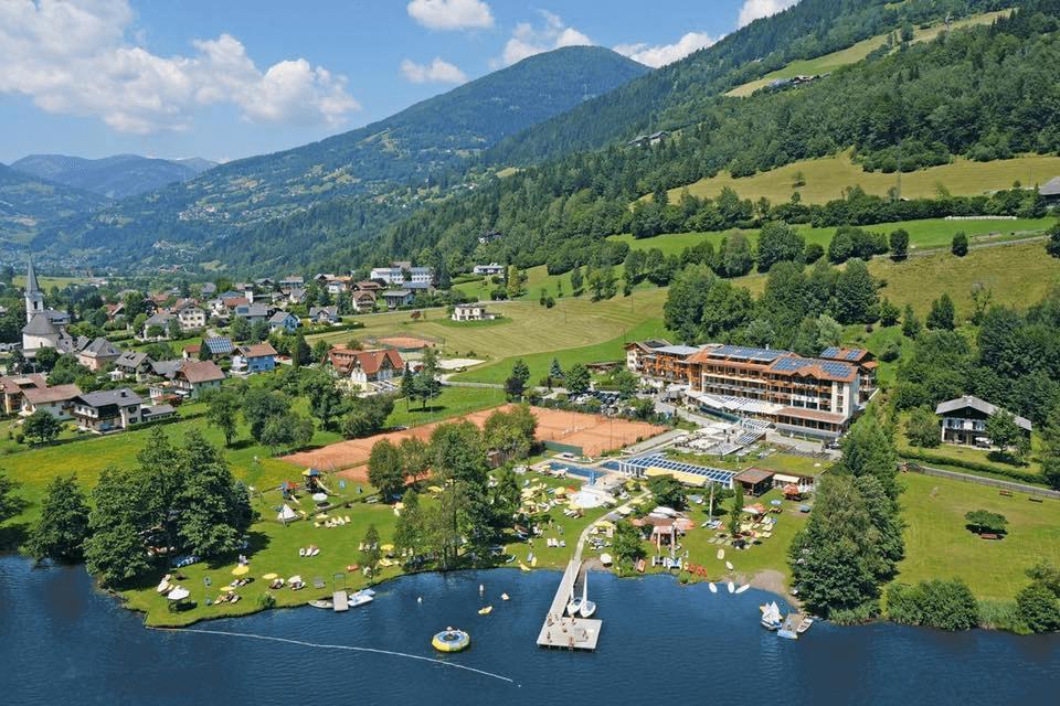 Feld am See - Sportschule Krainer