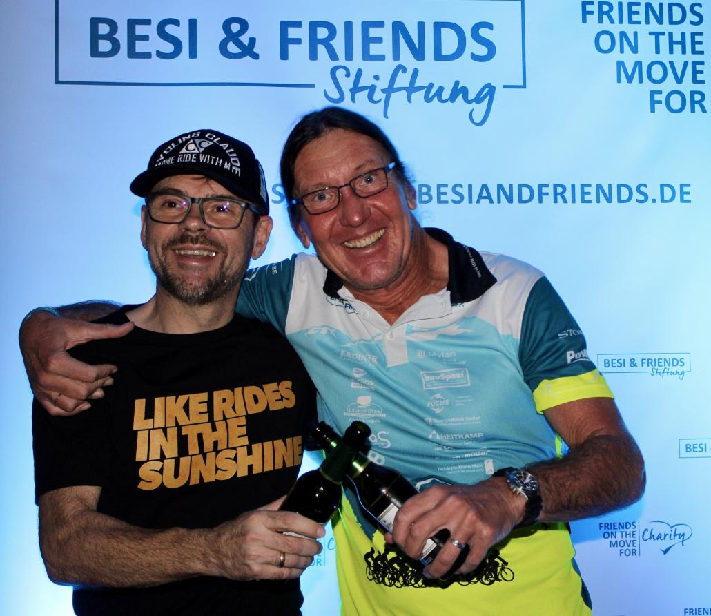 Besi & Friends 2019 war ein voller Erfolg in Sachen Charity. Nun geht es Vollgas weiter Richtung 2020. Die Event-Termine stehen. Sei dabei!
