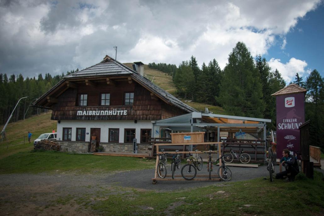 Maibrunnhütte