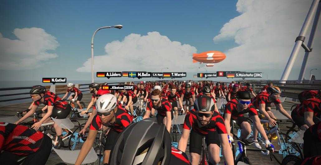 German Cycling Academy Renntempotraining