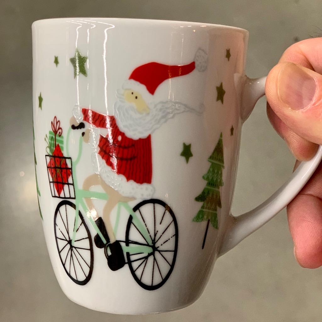 Santa Fahrrad