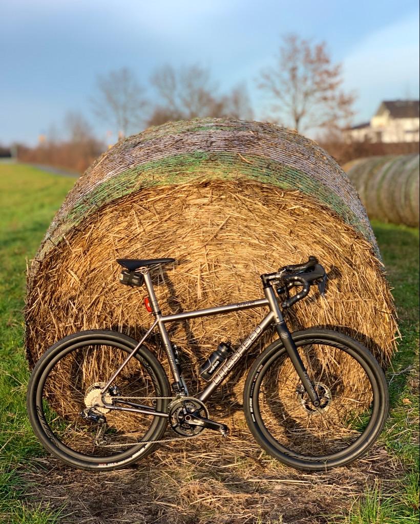Litespeed Gravel CyclingClaude