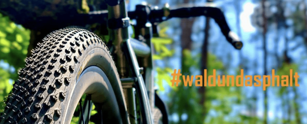 #waldundasphalt gravel, bikepacking, allroad auf facebook